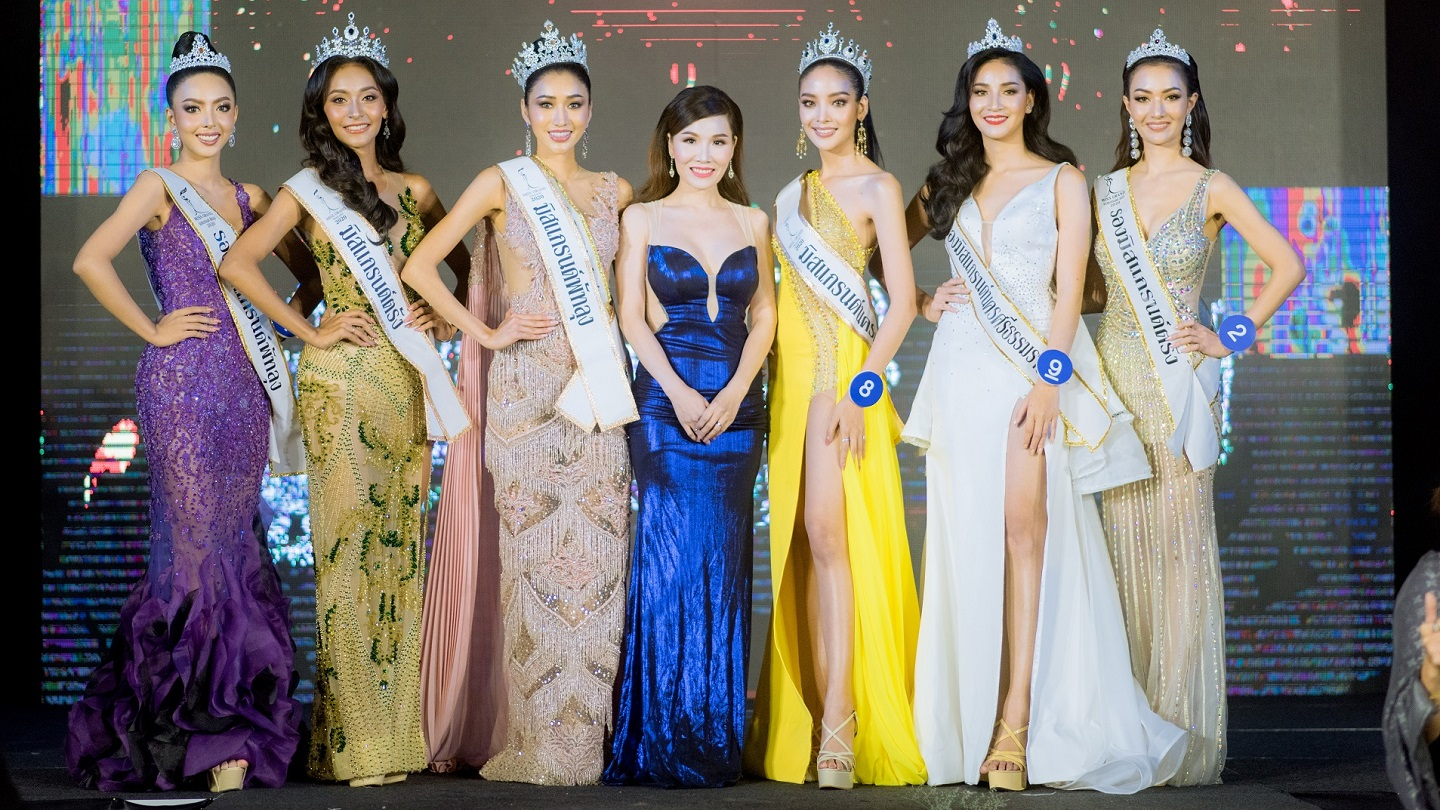 "Infinitus (Thailand) was invited to attend the ""Miss Grand Nakhon Si Thammarat - Phatthalung - Trang 2020"""