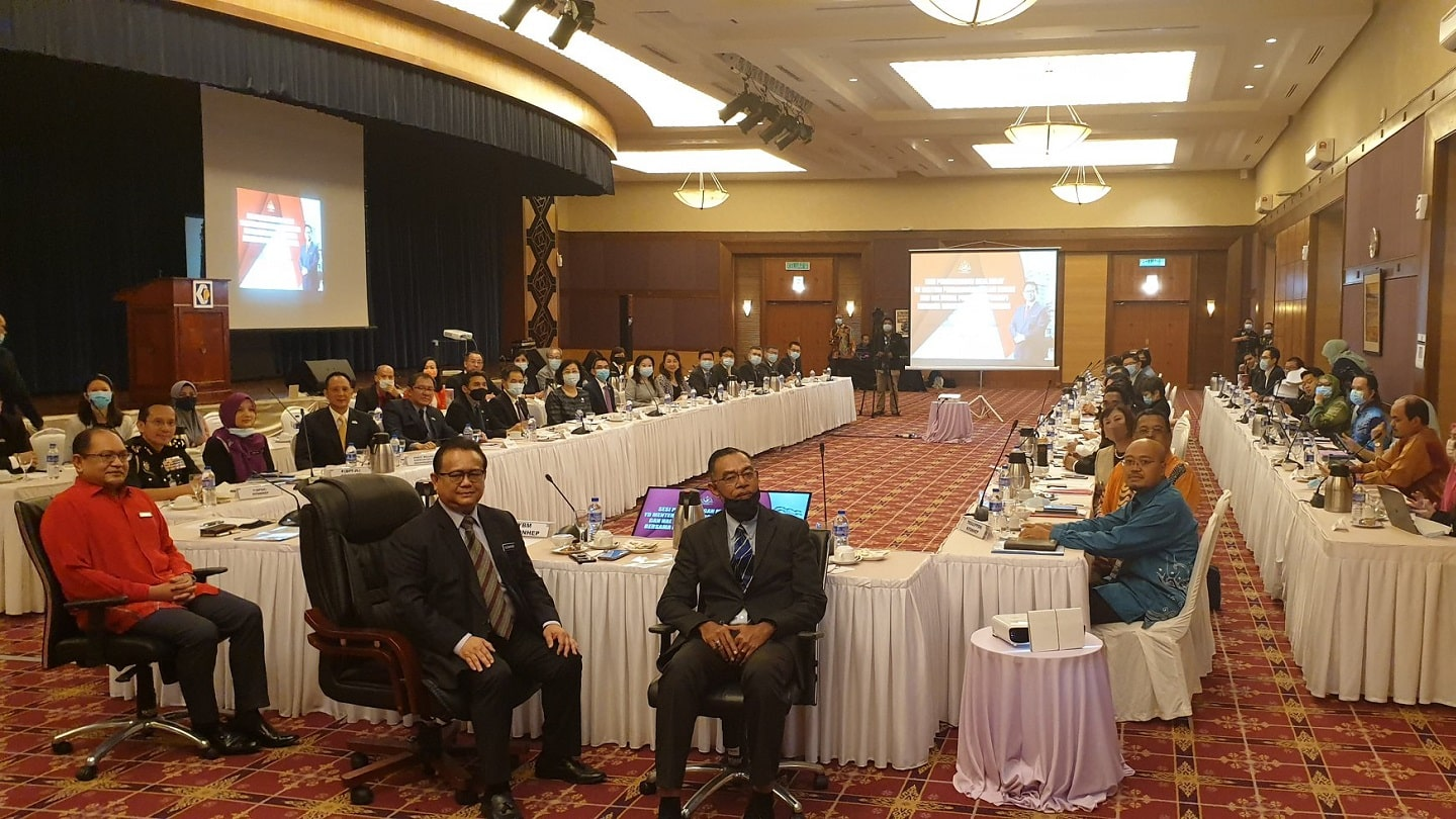 Infinitus (Malaysia) Attended Malaysia Ministry of Domestic Trade Consumer Affairs' Roundtable Discussion