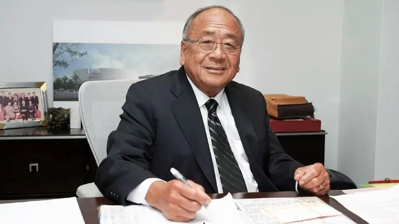The Legendary Life of Mr. Lee Man Tat