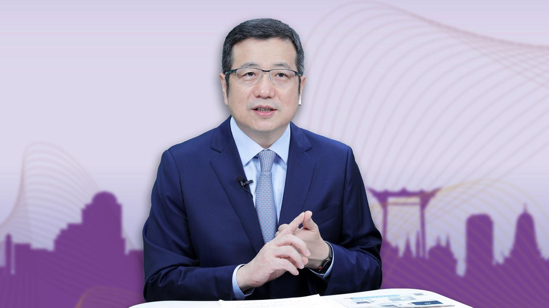 俞江林先生出席2021年世界直销大会